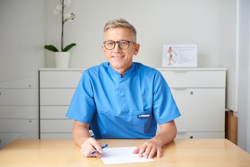 lekarz sportowy Lublin Piotr Gawda